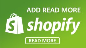 how to add read more button in shopify theme